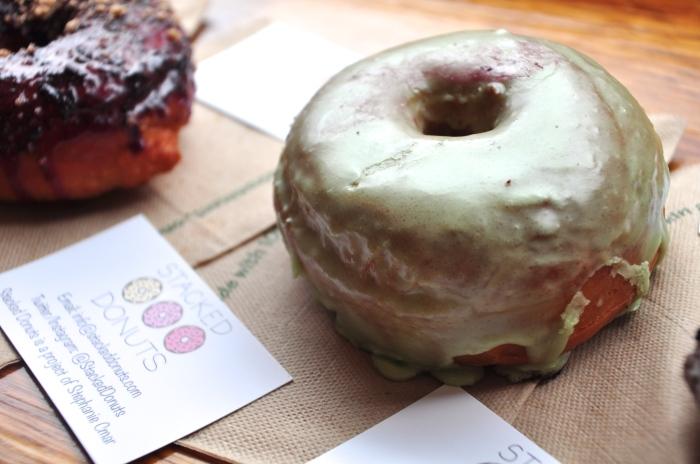 Stephanie Cmar Donuts
